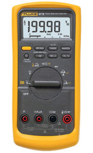 Цифровые мультиметры Fluke 80 серии V