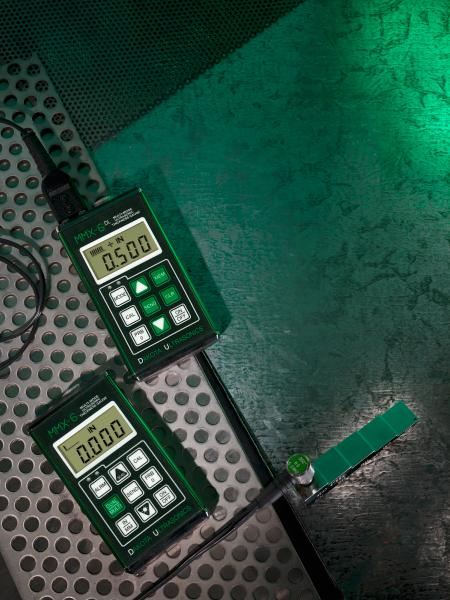 Ультразвуковой толщиномер MMX-6
