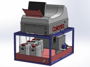 Автоматическая проявочная машина COLENTA INDX 37 NDT Mobile