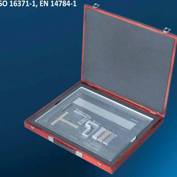 Набор эталонов для проверки цифровых систем радиографии CR Phantom