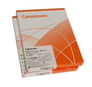 Зеленочувствительная рентгеновская пленка Carestream (KODAK)